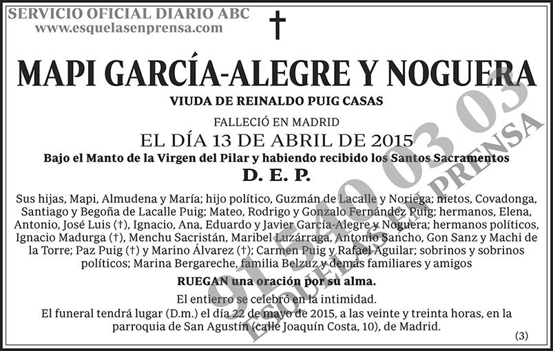 Mapi García-Alegre y Noguera